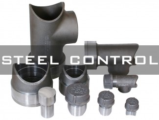 Steel Control Fittings