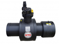 MTD POLYTAPP Valves for Inline Service